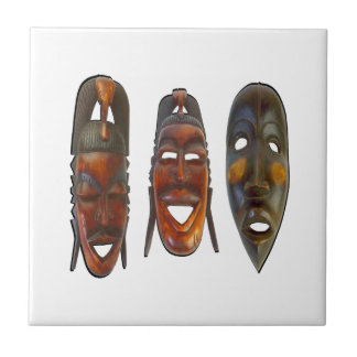 Many Faces Tile