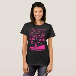 Many Grandmas Watch TV Best Mountain Biking Tshirt