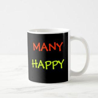 Many Happy Tax Returns Funny Tax Saying Mug