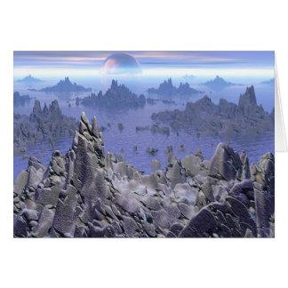 Many Islands Card