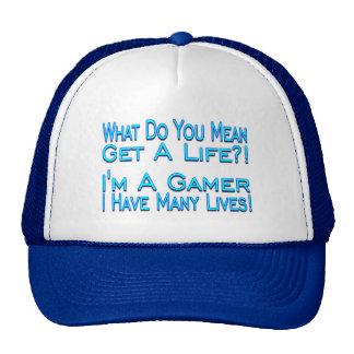 Many Lives Cap