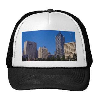 Many modern hotels, Atlanta, Georgia, U.S.A. Mesh Hats