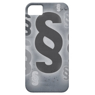 Many paragraphs in front of concrete wall concept iPhone 5 covers