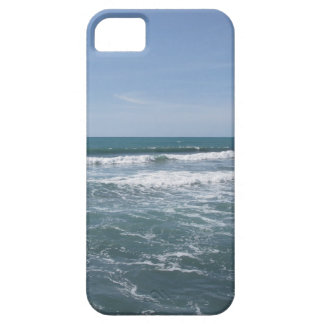 Many people surfing on surfboards in the sea iPhone 5 covers