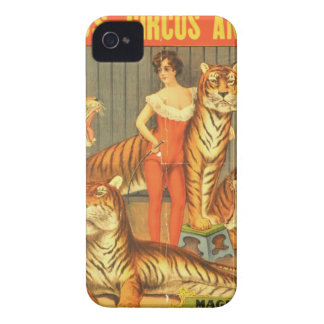 Many Pet Tigers iPhone 4 Case