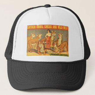 Many Pet Tigers Trucker Hat