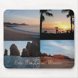 Many scenes from Cabo mousepad