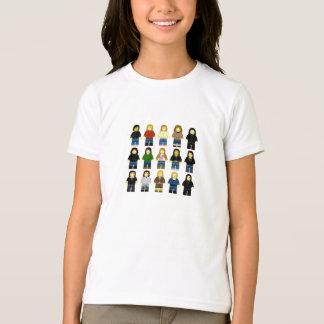 many T-Shirt
