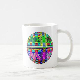 MANY ways to say THANKS MOM: by Naveen Coffee Mug