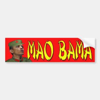 Mao Bama (Picture) Bumper Sticker