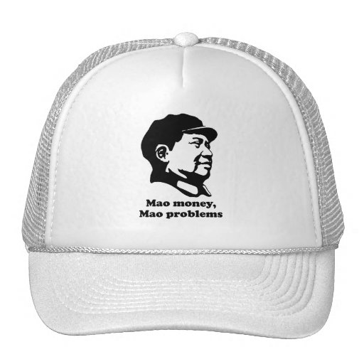 Mao Problems Hats