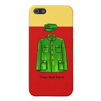 Mao Zedong Chairman Mao Coat iPhone 5 Cases