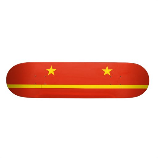 Mao Zedong'S Proposal For The Prc flag Skate Board Decks
