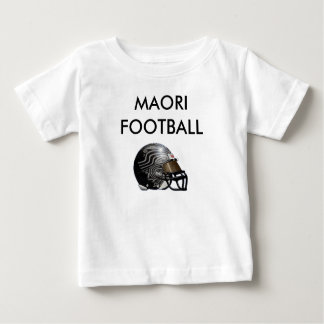 Maori-1, MAORI FOOTBALL T Shirts