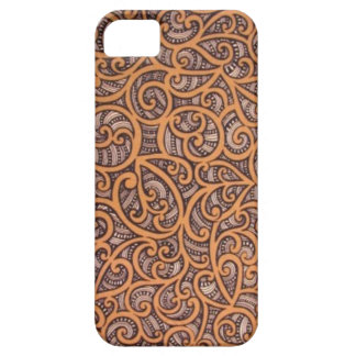 Maori Design iPhone 5 Cover