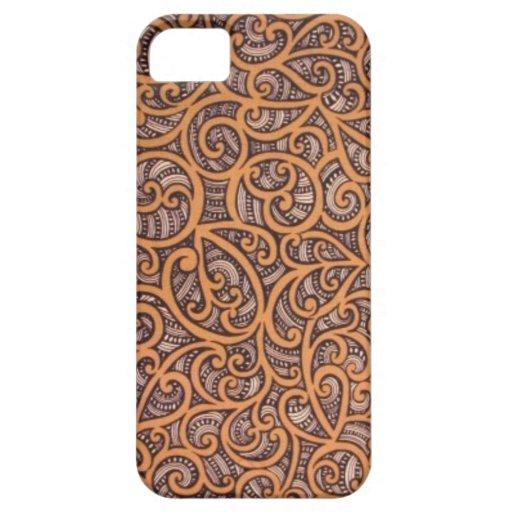 Maori Design iPhone 5 Covers