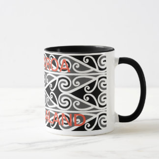 maori designs tribal art for you mug
