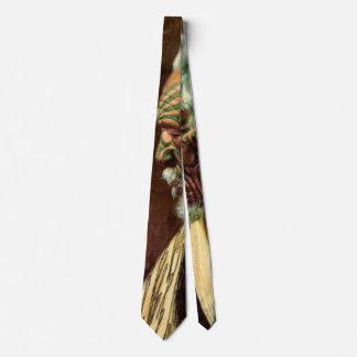 Maori Elder 1914 Tie