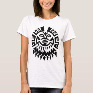 Maori Face T-Shirt