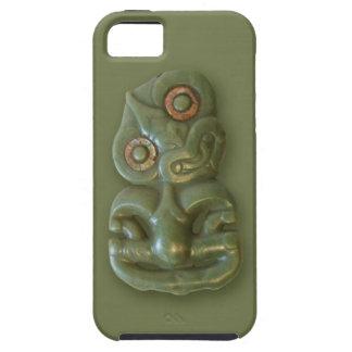 Maori Hei-Tiki iPhone 5 Case