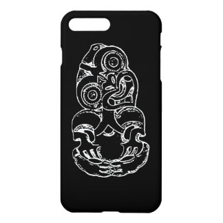Maori Hei-Tiki Sketch iPhone 8 Plus/7 Plus Case