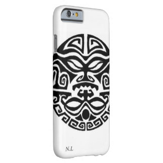 Maori hull iPhone Barely There iPhone 6 Case
