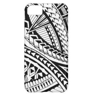 maori iPhone 5C case