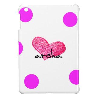 Maori Language of Love Design iPad Mini Case