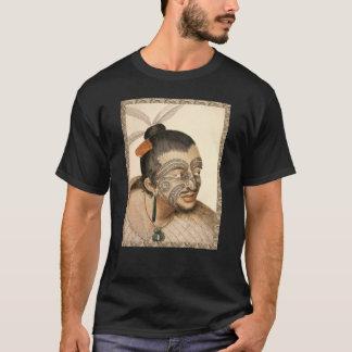 Maori Warrior about 1784 T-Shirt