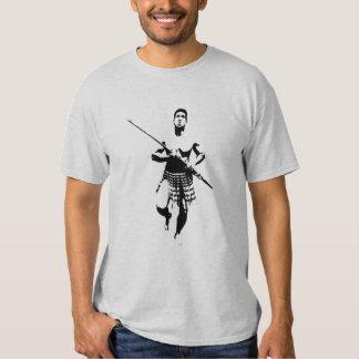 Maori Warrior Tshirt