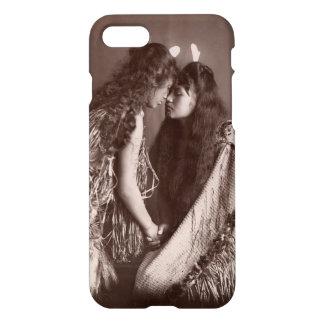 Maori Women, New Zealand iPhone 8/7 Case