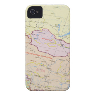 Map 2 iPhone 4 case