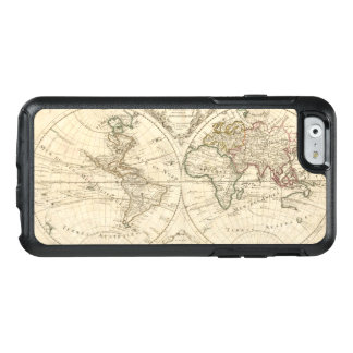 Map 2 OtterBox iPhone 6/6s case