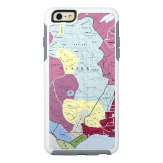 MAP: AMERICAN INDIANS OtterBox iPhone 6/6S PLUS CASE