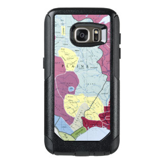 MAP: AMERICAN INDIANS OtterBox SAMSUNG GALAXY S7 CASE