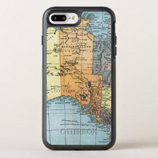 MAP: AUSTRALIA, c1890 OtterBox Symmetry iPhone 7 Plus Case