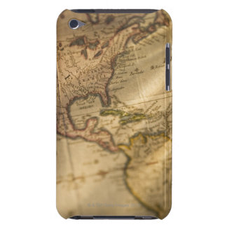 Map Barely There iPod Covers