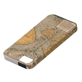 Map Case For iPhone 5/5S