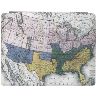 MAP: CIVIL WAR, 1864 iPad COVER