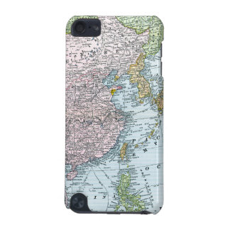 MAP: EAST ASIA, 1907 iPod TOUCH (5TH GENERATION) CASE