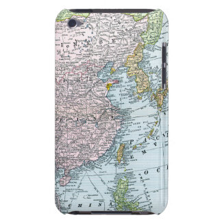 MAP: EAST ASIA, 1907 iPod TOUCH CASE