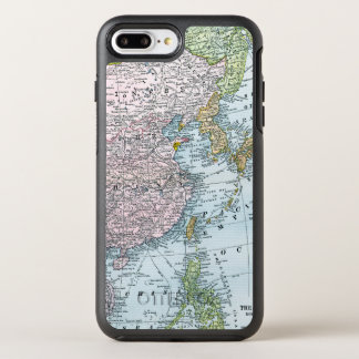 MAP: EAST ASIA, 1907 OtterBox SYMMETRY iPhone 8 PLUS/7 PLUS CASE