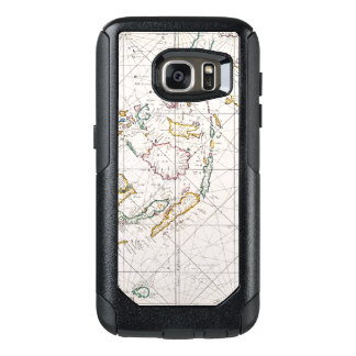 MAP: EAST INDIES, 1670 OtterBox SAMSUNG GALAXY S7 CASE