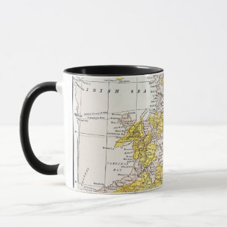 MAP: ENGLAND & WALES MUG