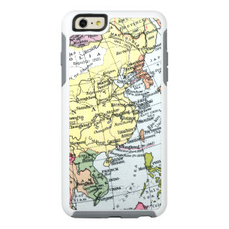MAP: EUROPE IN ASIA OtterBox iPhone 6/6S PLUS CASE