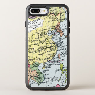 MAP: EUROPE IN ASIA OtterBox SYMMETRY iPhone 8 PLUS/7 PLUS CASE