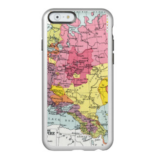 MAP: EXPANSION OF RUSSIA INCIPIO FEATHER® SHINE iPhone 6 CASE