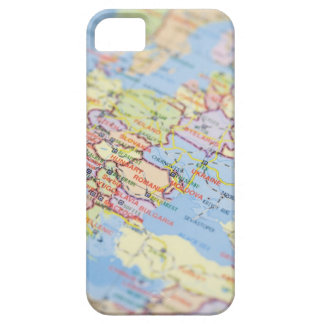 Map iPhone 5 Cases