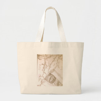 Map It Out Canvas Bags
