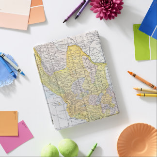 MAP: MEXICO iPad COVER